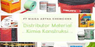 Distributor Kimia Konstruksi Indonesia