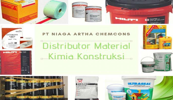 distributor kimia konstruksi