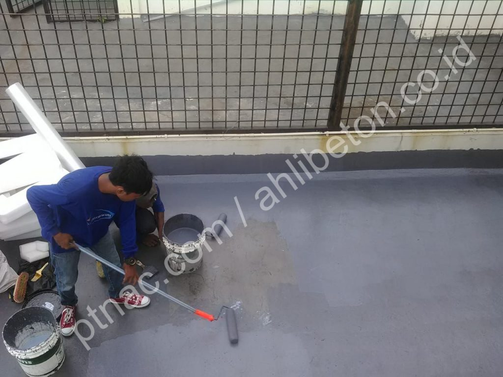 Spesialis Waterproofing Coating roll