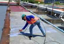 Waterproofing Coating Spray
