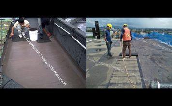 Jasa Waterproofing Rooftop Gedung