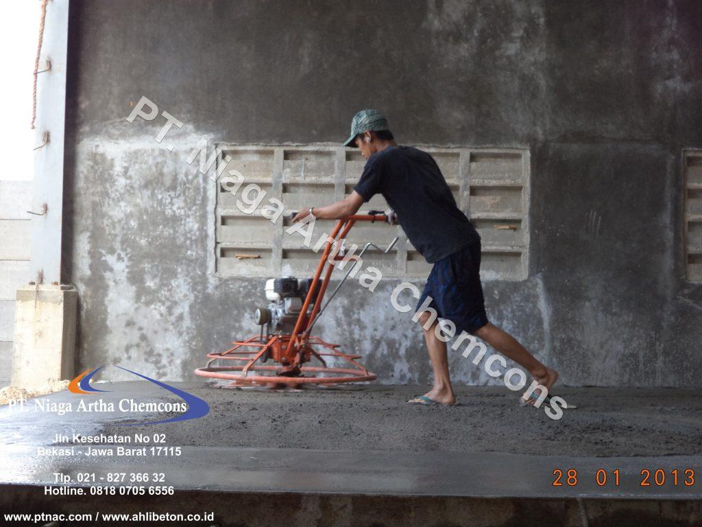 Kontraktor Floor Hardener Lantai