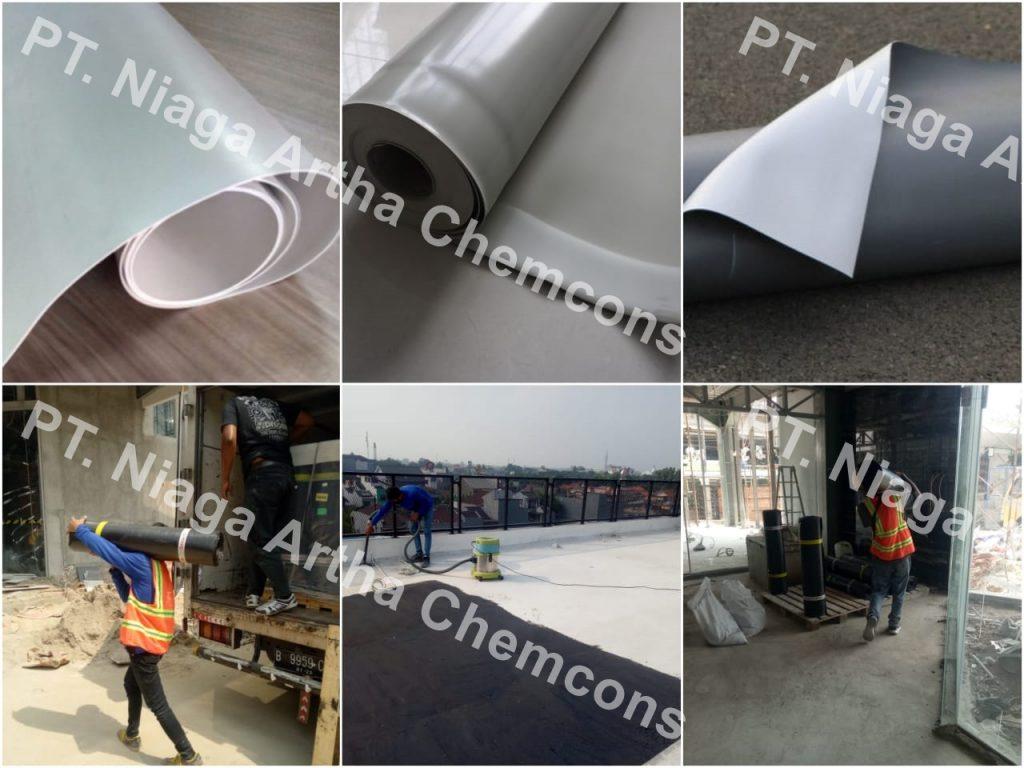 Berbagai Macam Material Waterproofing