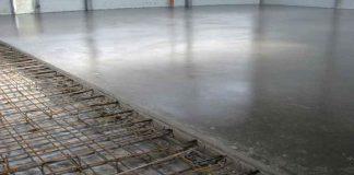 Pemasangan Lantai Floor Hardener