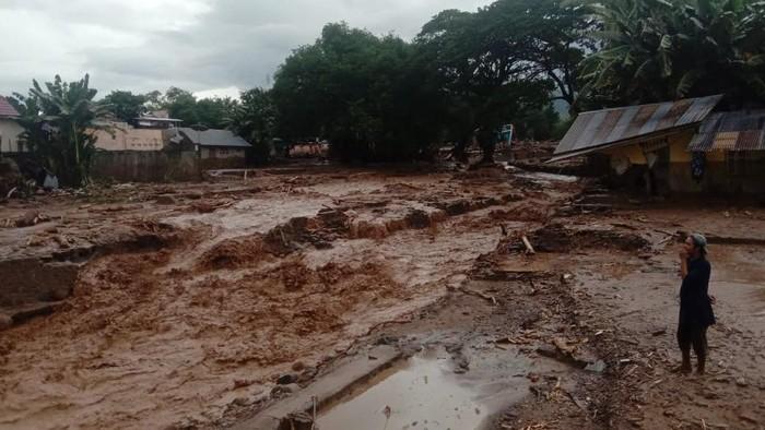 Bencana Banjir Bandang NTT